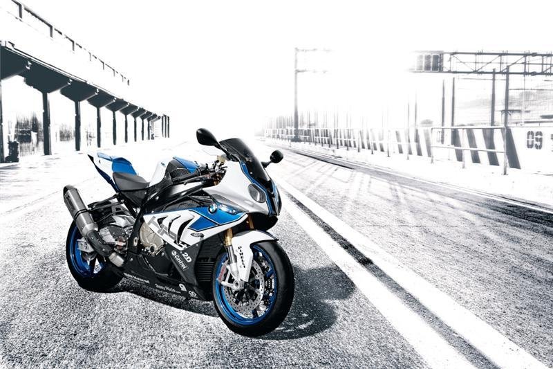 The 2013 BMW HP4 with Competition Package
