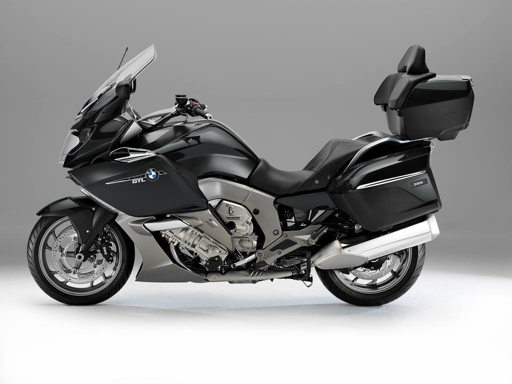 2013 BMW K 1600 GT | motorcycle review @ Top Speed