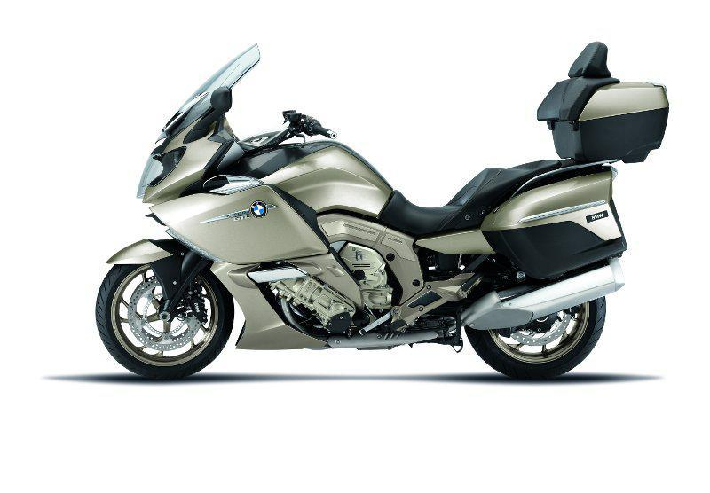2013 BMW K 1600 GTL: pics, specs and information - onlymotorbikes.com