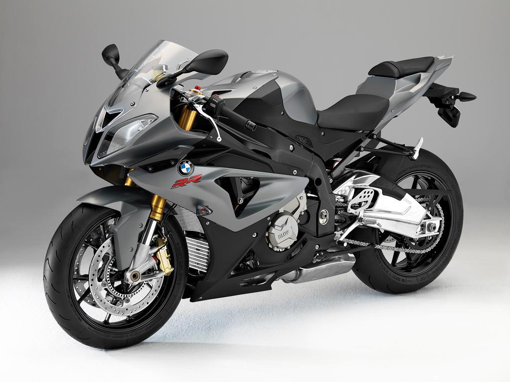 2013 BMW S1000RR in Granite Grey Metallic