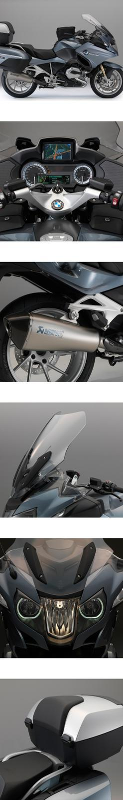 2014 BMW R1200RT Accessories