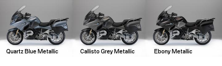 2014 R 1200 RT Colors
