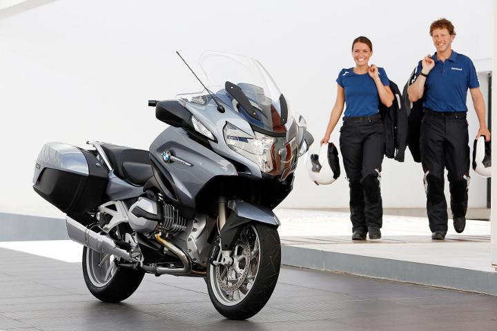 2014 BMW R 1200 RT - Sport Tourer