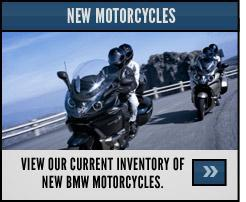 New Motorcycles: View our current inventory of new BMW motorcycles.