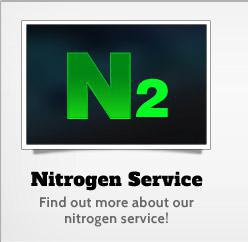 Nitrogen Service: Find out more about our nitrogen service!