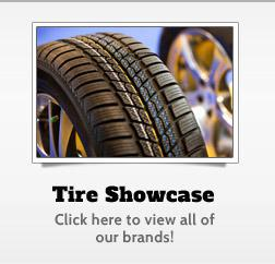 Tire Showcase: Click here to view all of our brands!