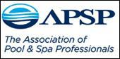 APSP: The Association of Pool & Spa Professionals.
