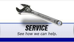 Service: See how we can help.