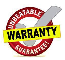Unbeatable Guarantee - WARRANTY.JPG