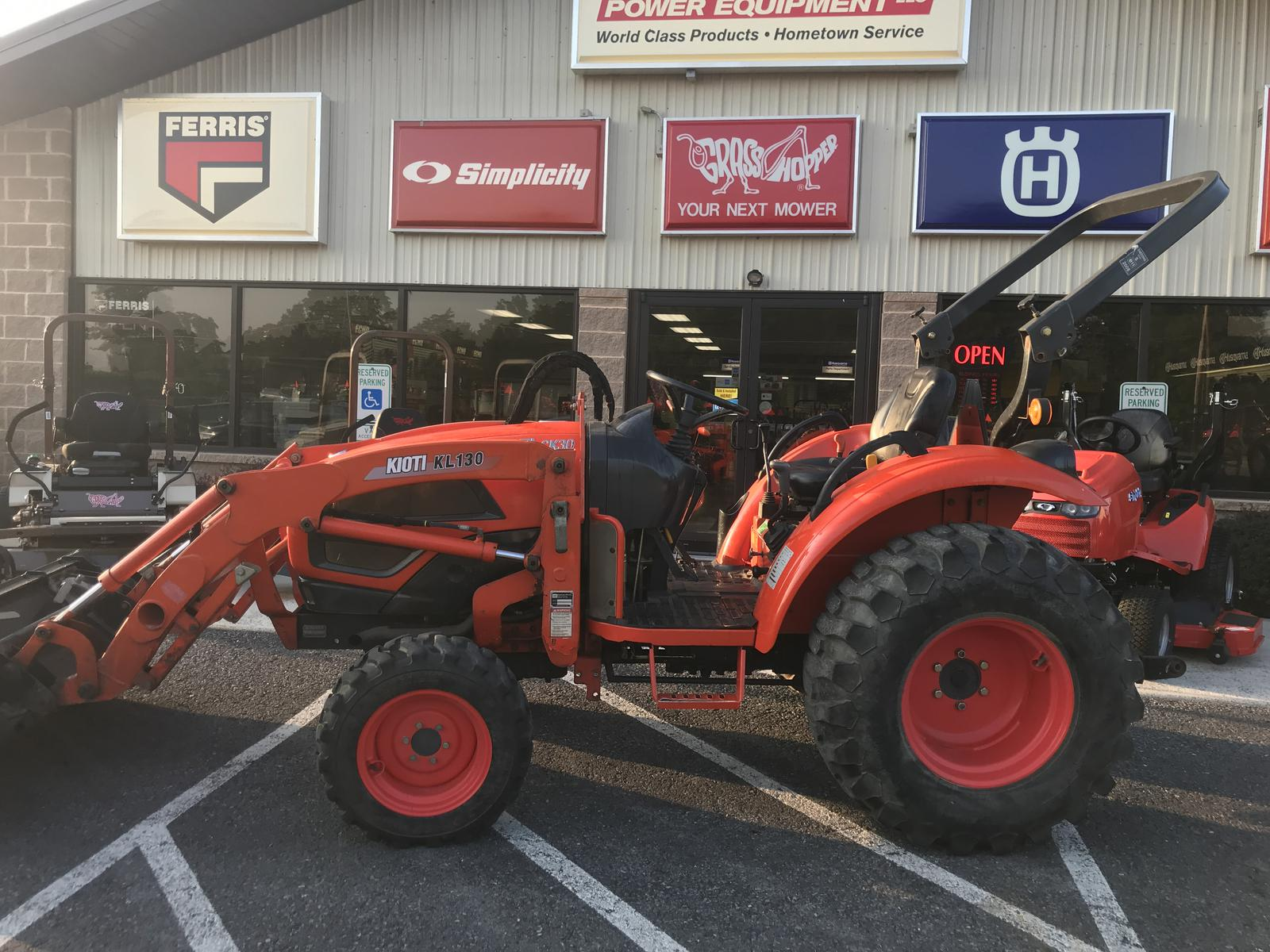 2010 KIOTI CK30 Compact Tractor