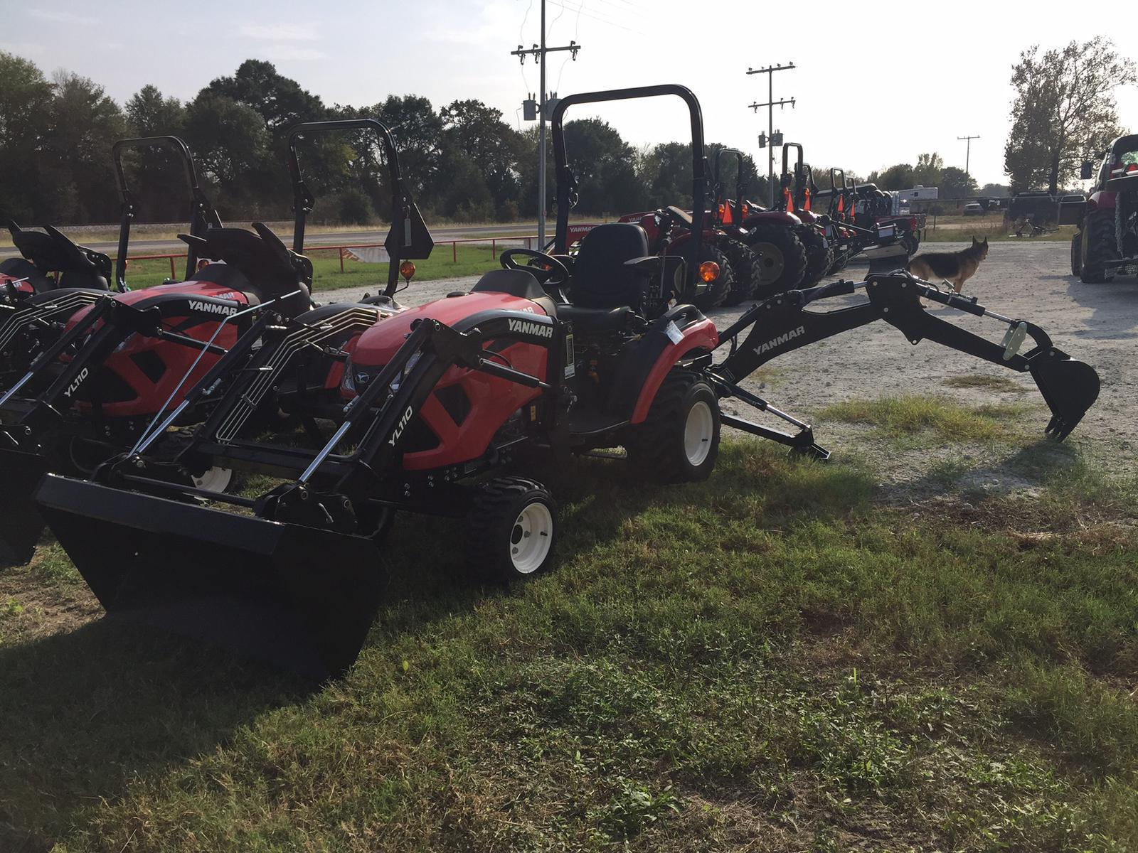 2017 Yanmar USA SA221 TLB for sale in Franklin, TX  Country Life