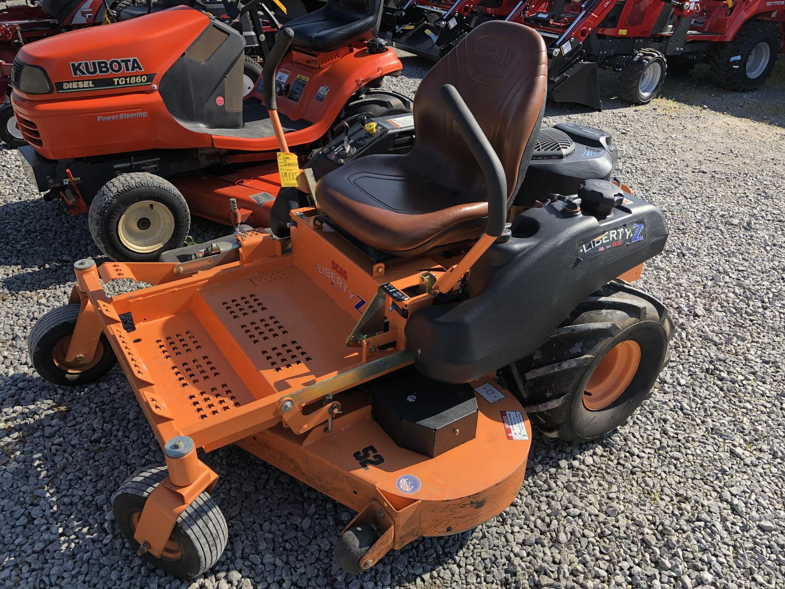 Inventory from Scag Montgomery Tractor Sales Inc  Mount Sterling, KY