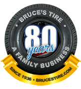 Bruce's Tire - Since 1936