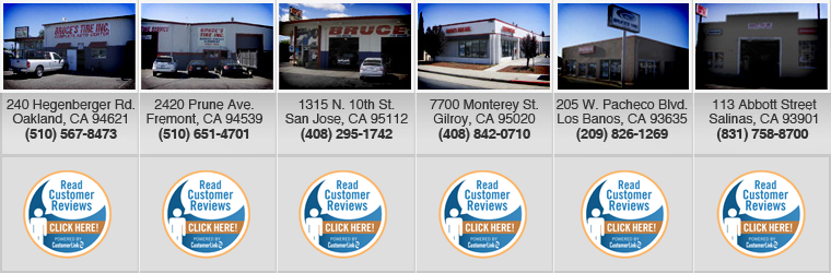 We have six great locations to better serve you!