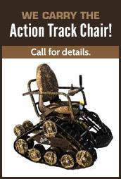 We carry the Action Track Chair! Call for details.