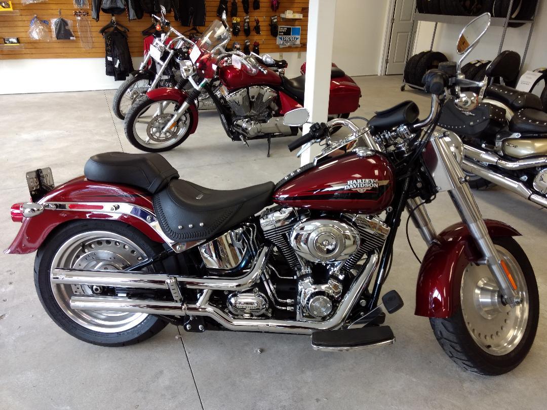 2009 Harley-Davidson® FLSTF FAT BOY for sale in Erie, PA ...