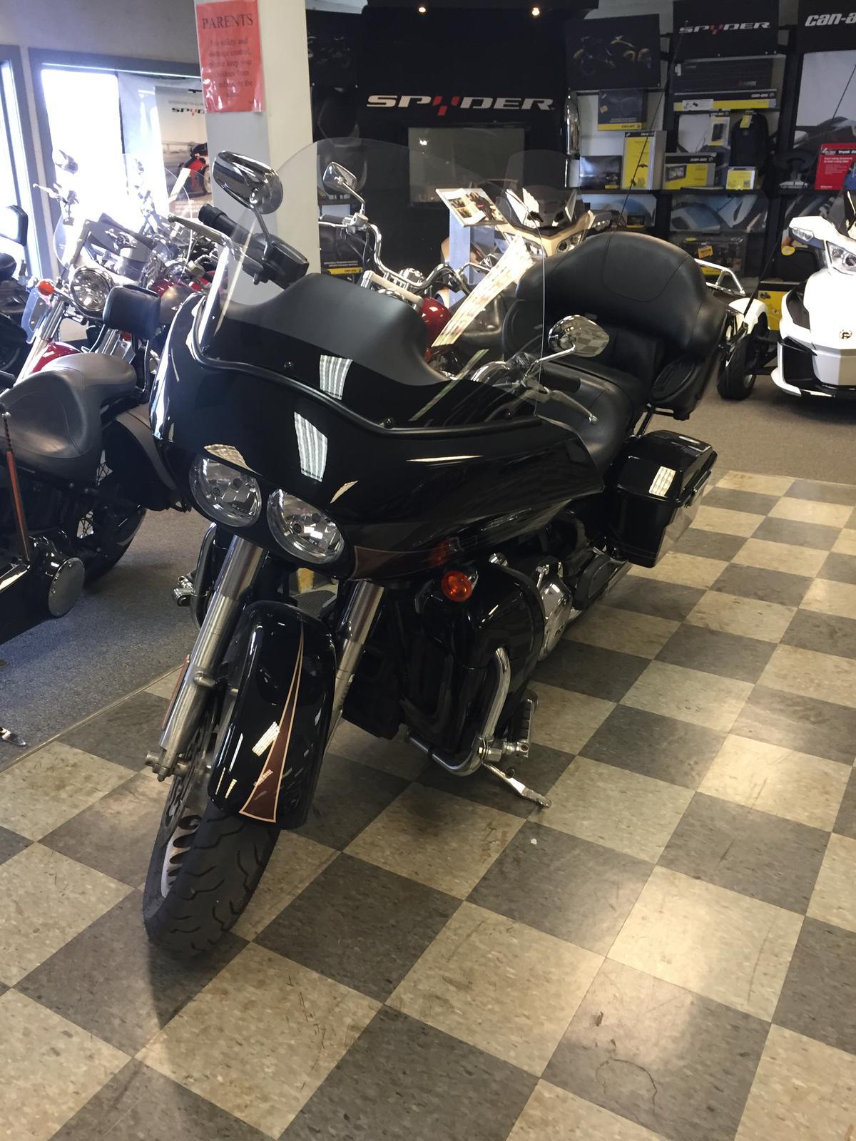 2013 Harley-Davidson® Road Glide Ultra