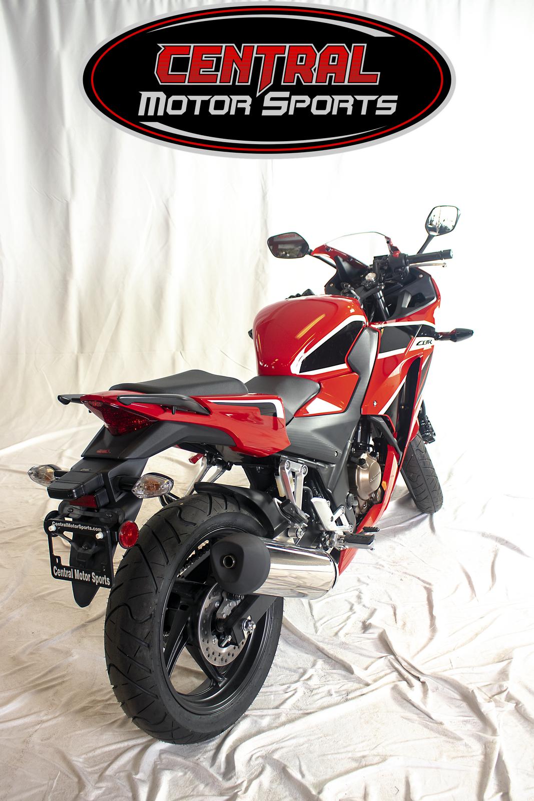 2017 Honda CBR 300R