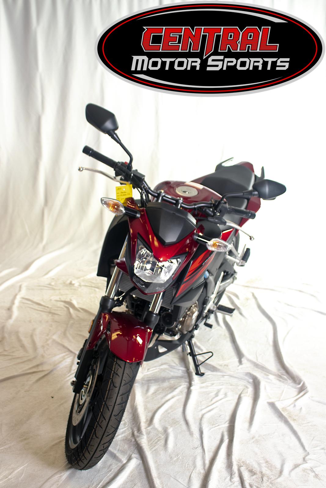 2018 Honda CB300FA