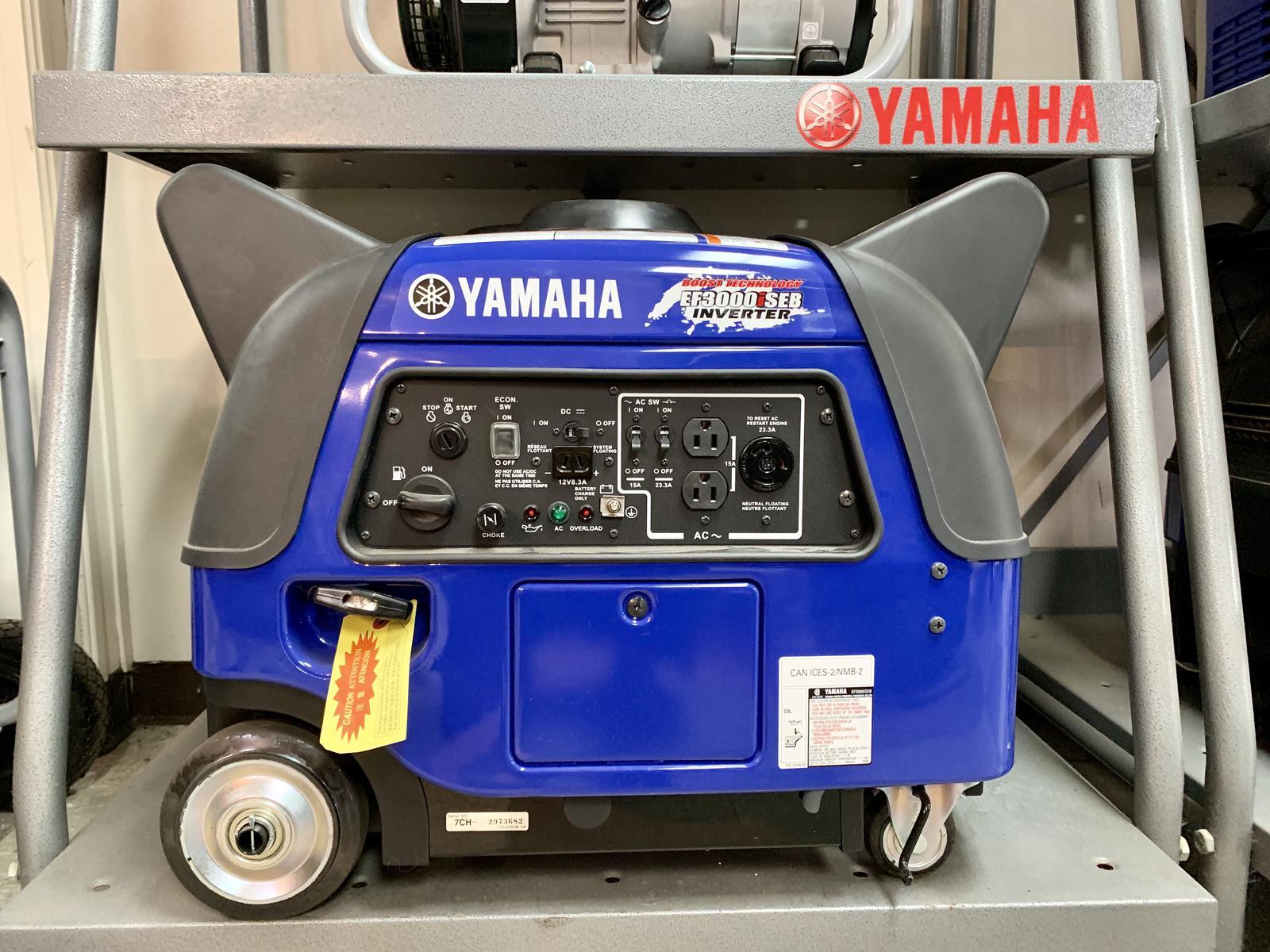 2018 Yamaha EF3000iSEB
