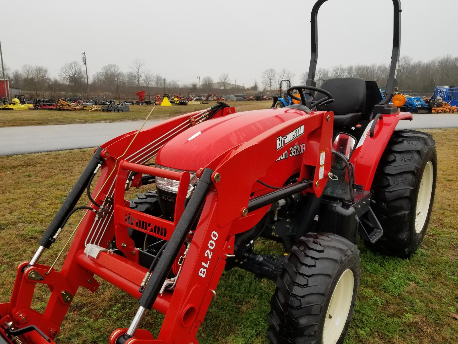 2018 Branson 3520R for sale in Ash Flat, AR  Tri-County Farm & Ranch