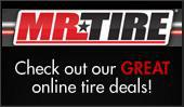 Check out our great online tire deals!