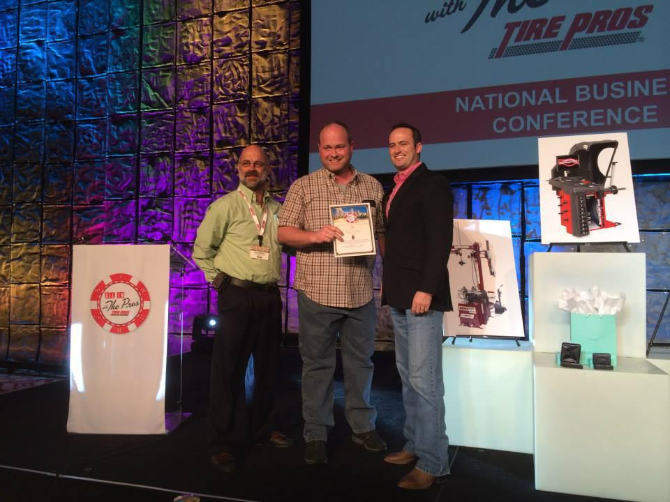 Tire Pros Convention 2014