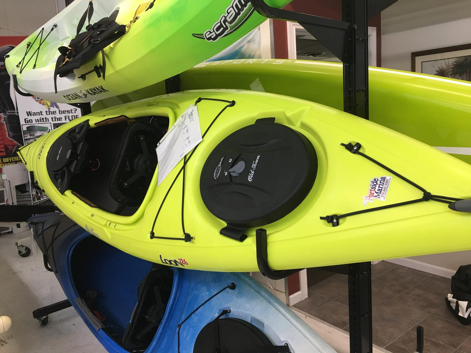 2016 Old Town Canoes and Kayaks Loon 126