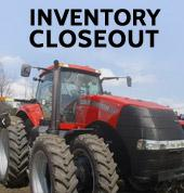 Inventory Closeout