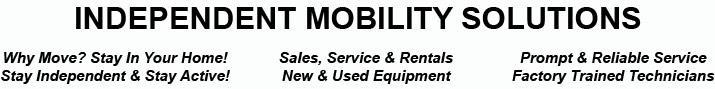 Independent Mobility Solutions