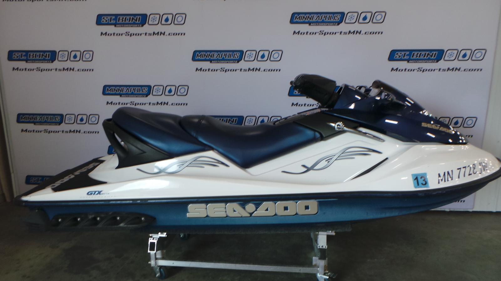 2005 Sea-Doo GTX 4-TEC 1503BV BU 05