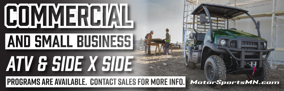 Commercial and Small Business Off Road Discounts