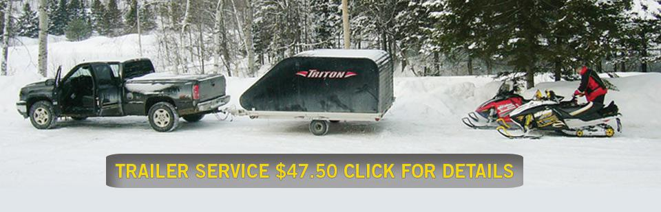 Sled Trailer Service Nov