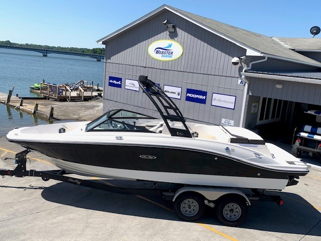 Inventory from Sea-Doo, Bayliner and Sea Ray Webster Marine