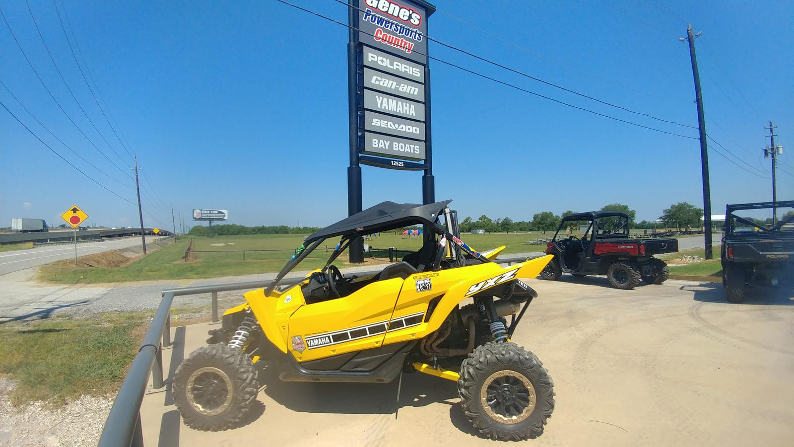 2016 Yamaha YXZ LIMITED for sale in Baytown, TX. Gene\'s Powersports ...