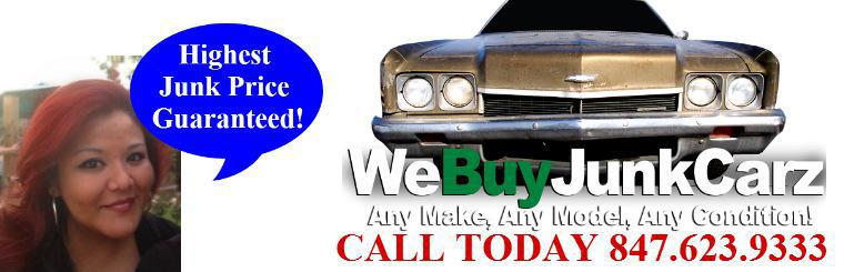 We offer instant cash for junk cars