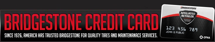 Since 1926, America has trusted Bridgestone for quality tires and maintenance services.