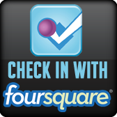 Check in with FourSquare