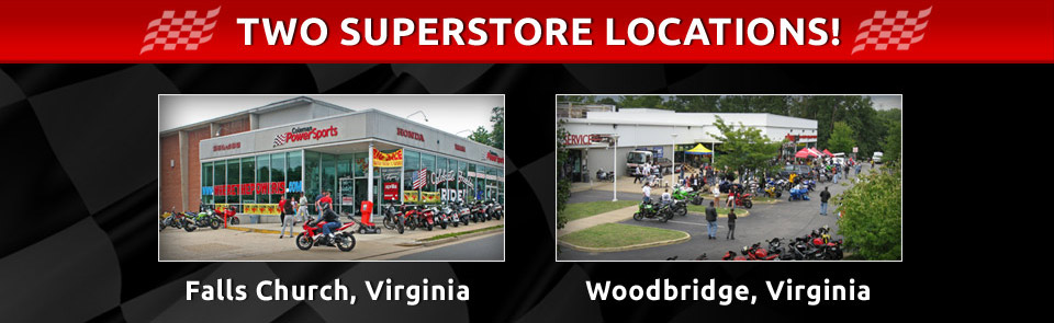 Two Superstore Locations