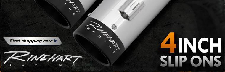 Rinehart Racing Exhaust