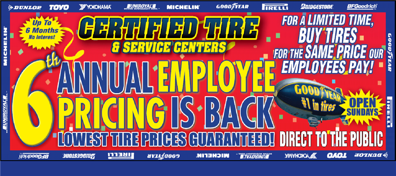 Employee Pricing 2014