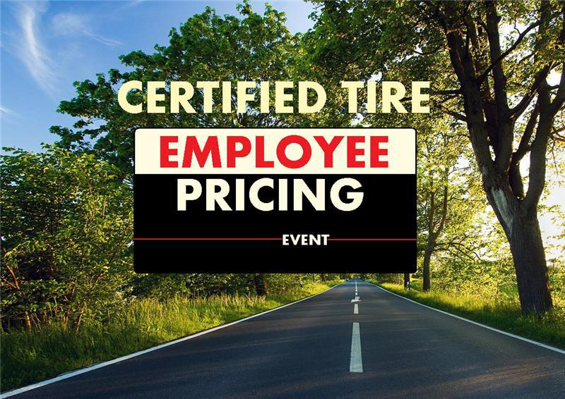 Certified Tire Employee Pricing.jpg