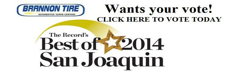 Best of San Joaquin 2014.  Click here to vote.