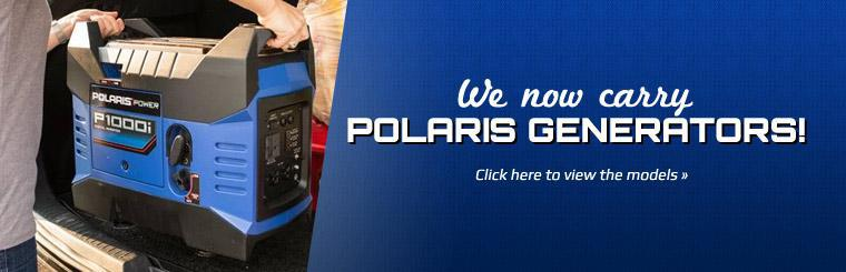 Polaris Genrators For Sale