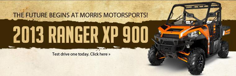 Click here to check out the 2013 Ranger XP 900.