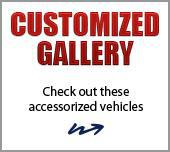 Customized Gallery: Check out these accessorized vehicles.