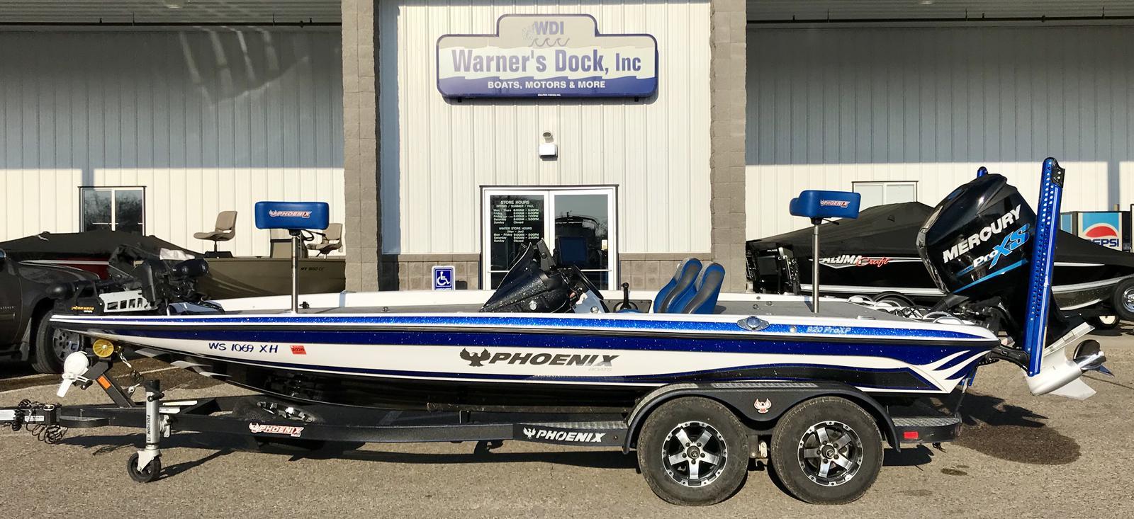 Inventory Warner's Dock Inc  New Richmond, WI (715) 246-6856