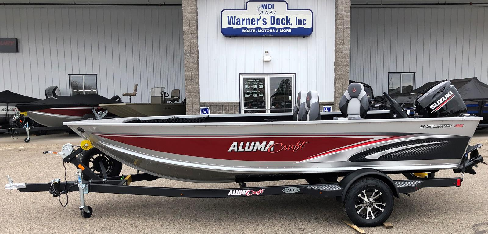 New Inventory from Alumacraft Warner's Dock Inc  New