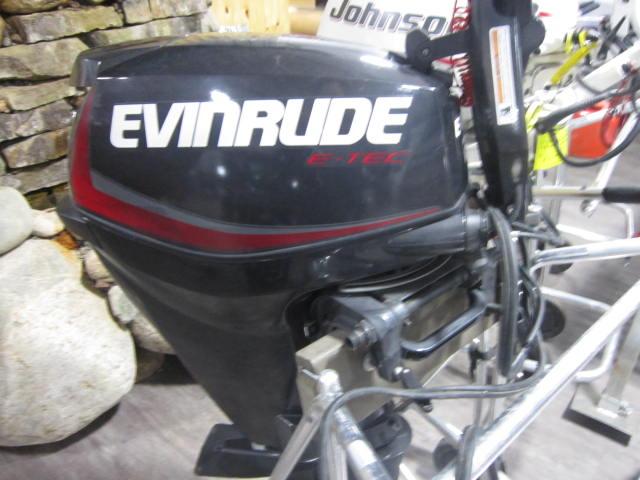 2015 Evinrude ETEC