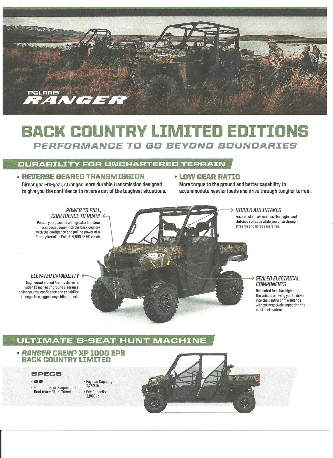 New Side x Side and ATV from Polaris Industries Mittelstaedt